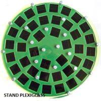 PLEXIGLASS STAND STROGYLO